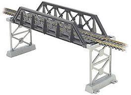 model trains bridges
