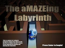amazeing labyrinth