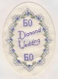 diamond wedding anniversary