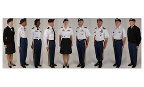 air force service uniform