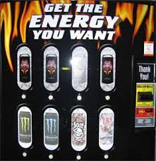 new energy drinks