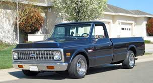 71 chevy pick up