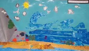 seashore ecosystems