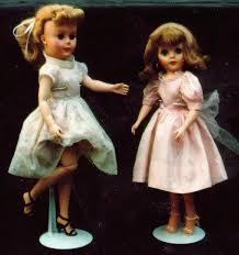 dolls 1950