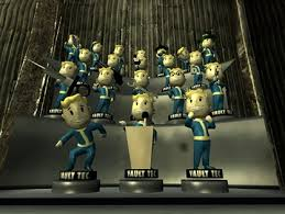 fallout 3 bobblehead collection
