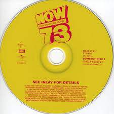 now 72 cd cover
