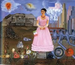 kahlo frida paintings
