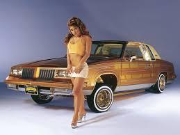 1984 cutlass supreme