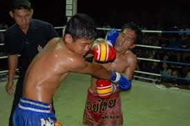 thai boxing fights