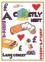 antismoking poster