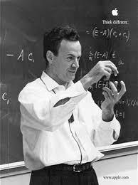 feynman posters