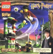 harry potter lego toys