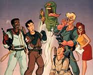 ghostbusters tv