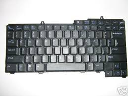dell inspiron laptop keyboard