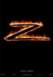 legend of zorro movie