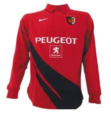 maillot stade toulousain 2008