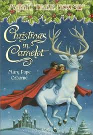 magic tree house christmas in camelot