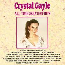 crystal gayle albums