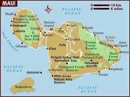 map maui