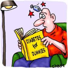 diabetic cartoons