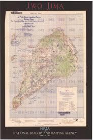 iwo jima maps