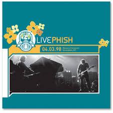 live phish 3