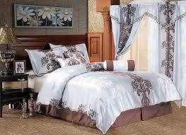 off white comforters