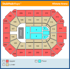 jonas brothers allstate arena