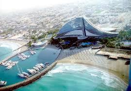 jumeirah beach hotel pictures