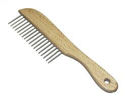 poodle combs