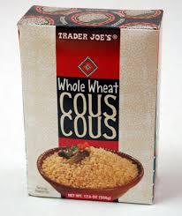 instant couscous
