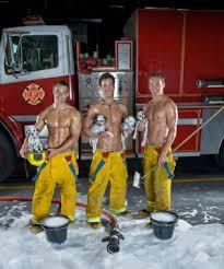 firefighter calendar 2009
