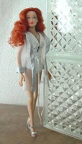 red headed dolls