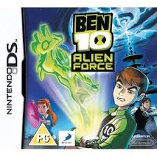 ben10 alien force ds