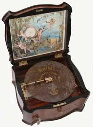 disc music boxes