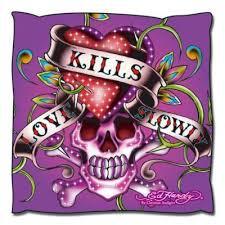 edhardy love kills slowly