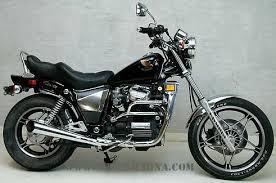 honda cx650 custom