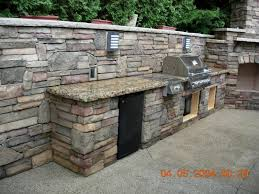 fireplace barbecue