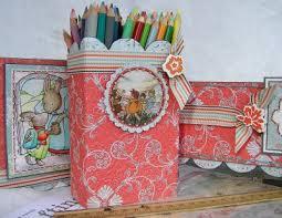 cardboard pencil boxes