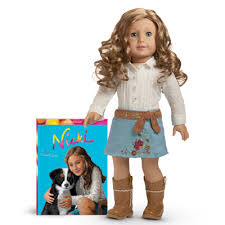 nicki the american girl doll
