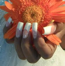 pictures of artificial nails
