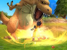 dragon ball infiniti world
