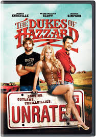 dukes of hazzard movie unrated
