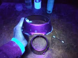 fluorescent penetrant inspection