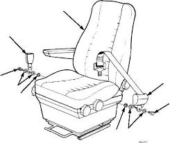 seat belt installation
