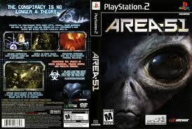 area 51 playstation 2