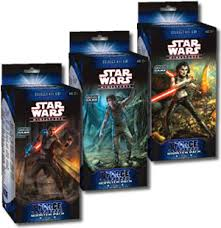 miniatures star wars