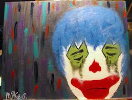 crying clown pictures