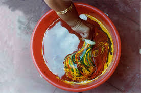 pot painting