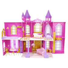 castle barbie